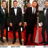 Os looks do Golden Globe 2014