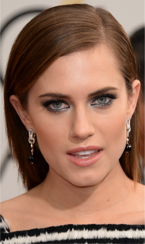 ALLISON WILLIAMS GOLDEN GLOBE 2014