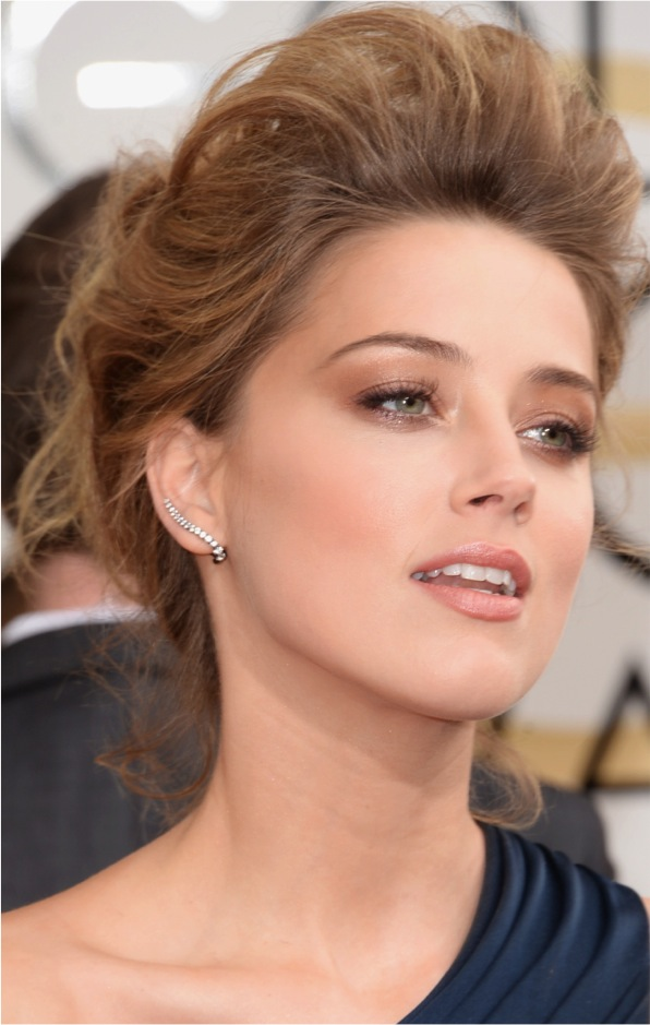 AMBER HEARD GOLDEN GLOBE 2014