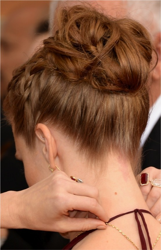 AMY ADAMS HAIR GOLDEN GLOBE 2014