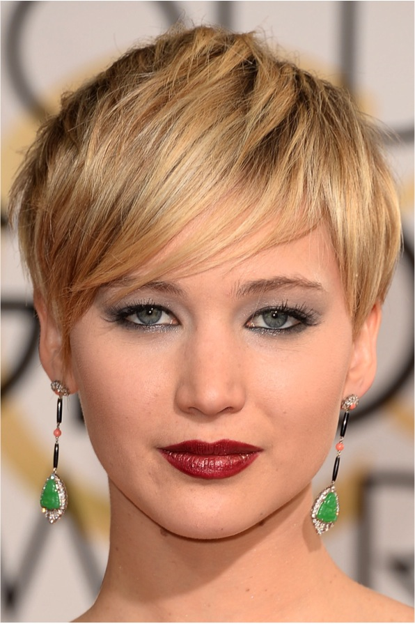 JENNIFER LAWRENCE GOLDEN GLOBE 2014