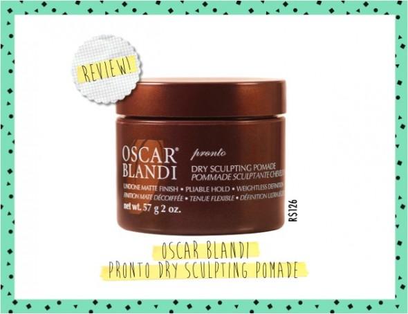 Oscar blandi pomade