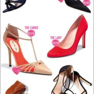 Tudo sobre a coleção de sapatos da Sarah Jessica Parker