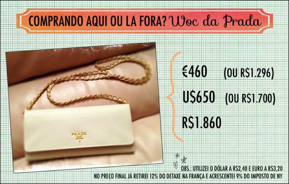 Uma Prada para todas! - Fashionismo dd130606b1