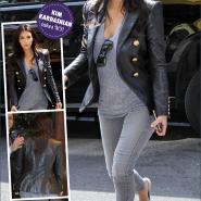 LDC: Kim Kardashian em Nova York e na Vogue
