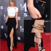 Taylor Swift no ACM awards