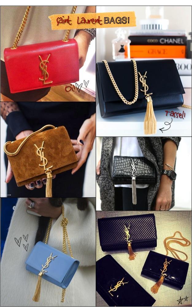ae513aa42 Bolsa desejo: Cassandre de Yves Saint Laurent! - Fashionismo