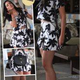 Look da Celeb: Anitta no Porcão