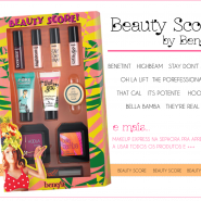 Beauty Score da Benefit