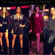 Os looks da Fernanda Paes Leme no SuperStar