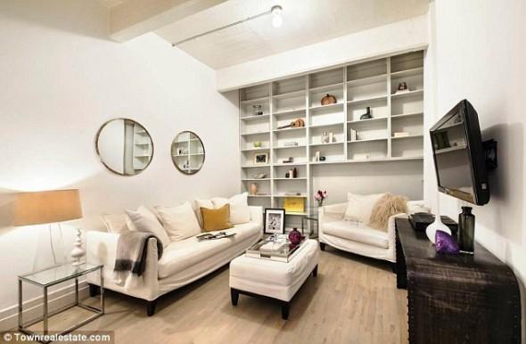Classificados: O apartamento da Anne Hathaway no Brooklyn