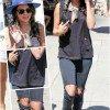 Look da Celeb: Selena Gomez toda rasgada