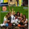 A final da Copa e as celebs presentes no Maracanã!