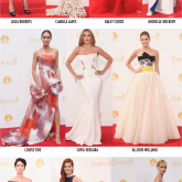 As mais bem vestidas do Emmy 2014