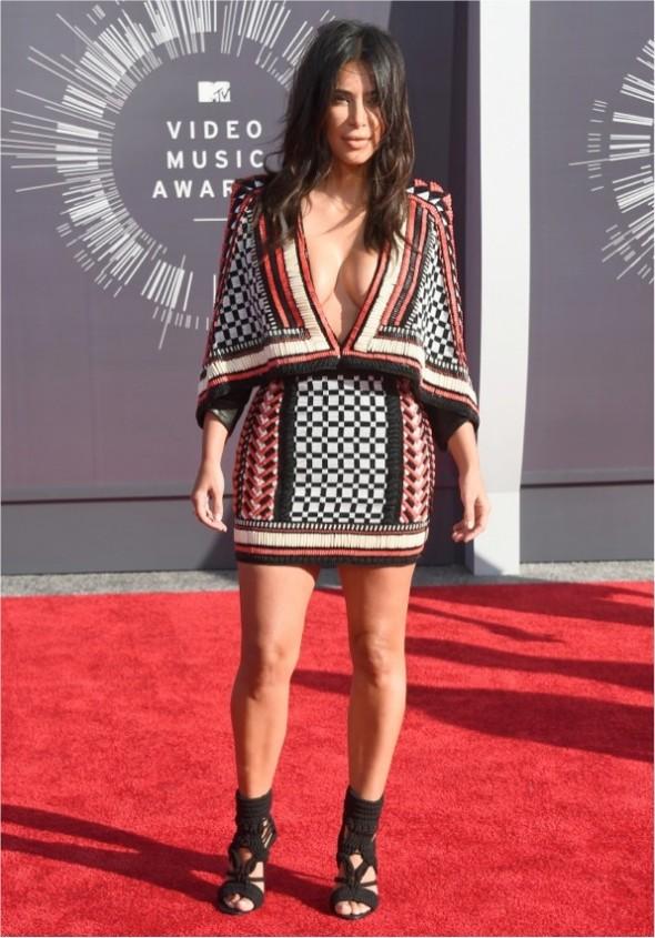VMA 2014: Kim Kardashian