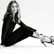 A coleção de sapatos da Olivia Palermo com Aquazzura
