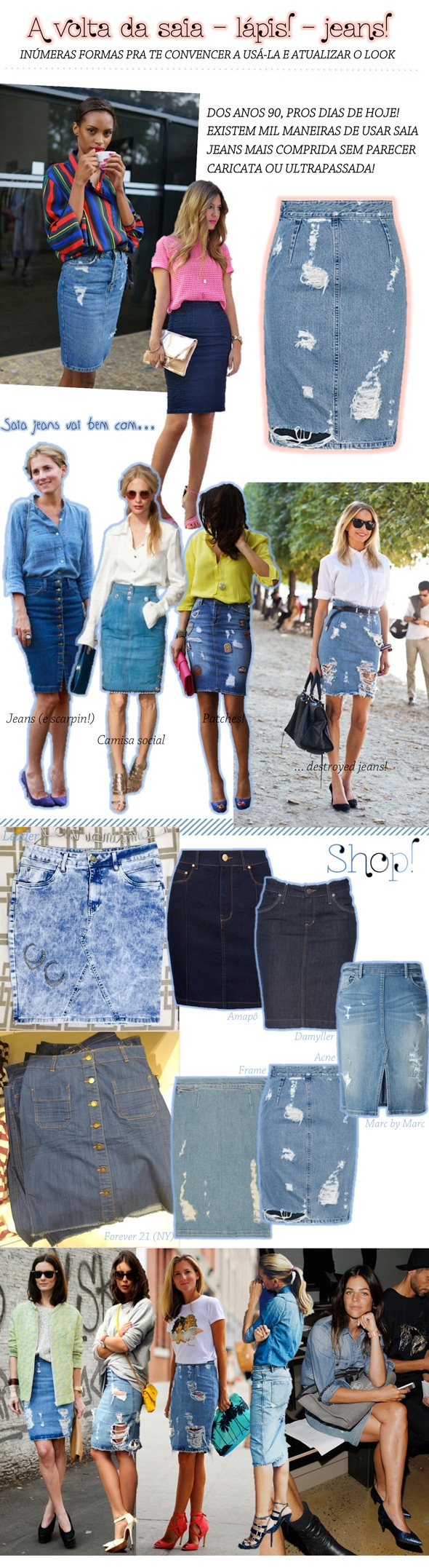 PENCIL-DENIM-SKIRT-SAIA-LAPIS-JEANS