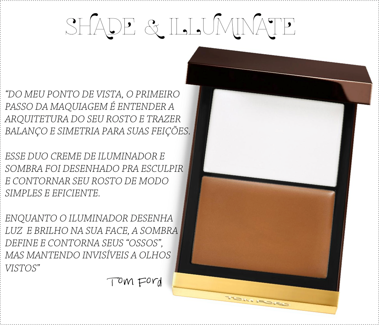 TOM FORD SHADE ILLUMINATE