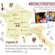 Eurotrip: Vinícolas na Toscana