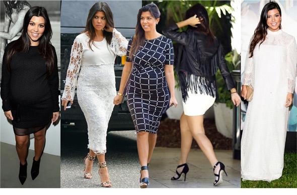 26 Vezes Onde Kourtney Kardashian Foi A Mais Estilosa Das Gr Vidas Fashionismo