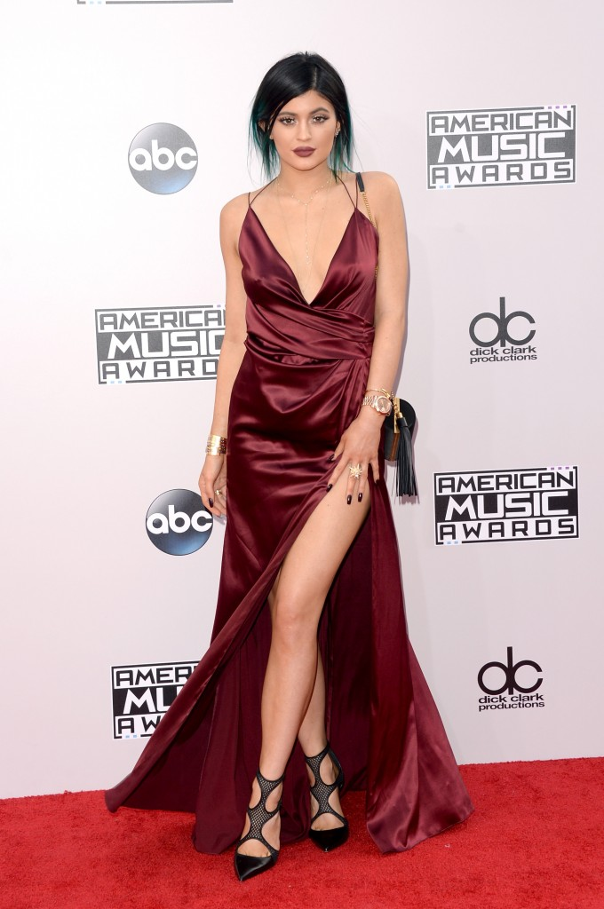 2014 American Music Awards - Arrivals