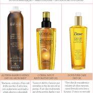 A nova geração dos produtos secos para os cabelos!