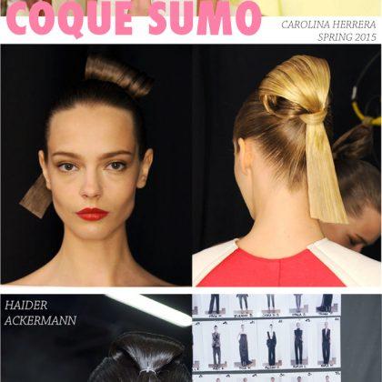 Alerta capilar: penteado sumô style (??)