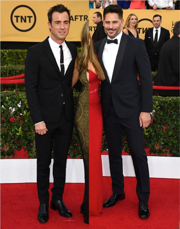 SAG Awards 2015: Os looks masculinos no tapete vermelho