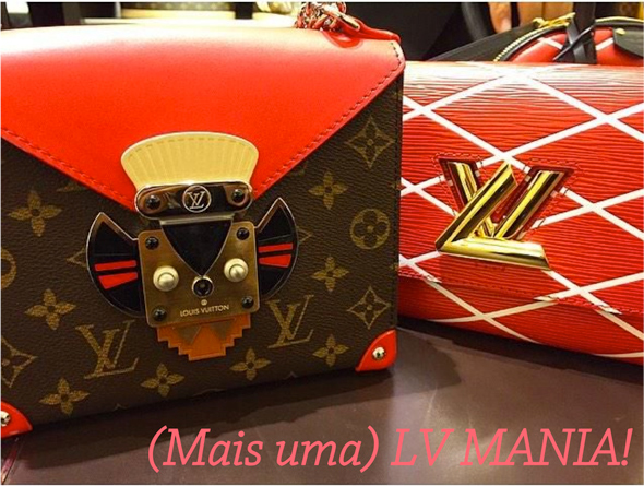 LOUIS VUITTON HANDBAG | FASHIONISMO