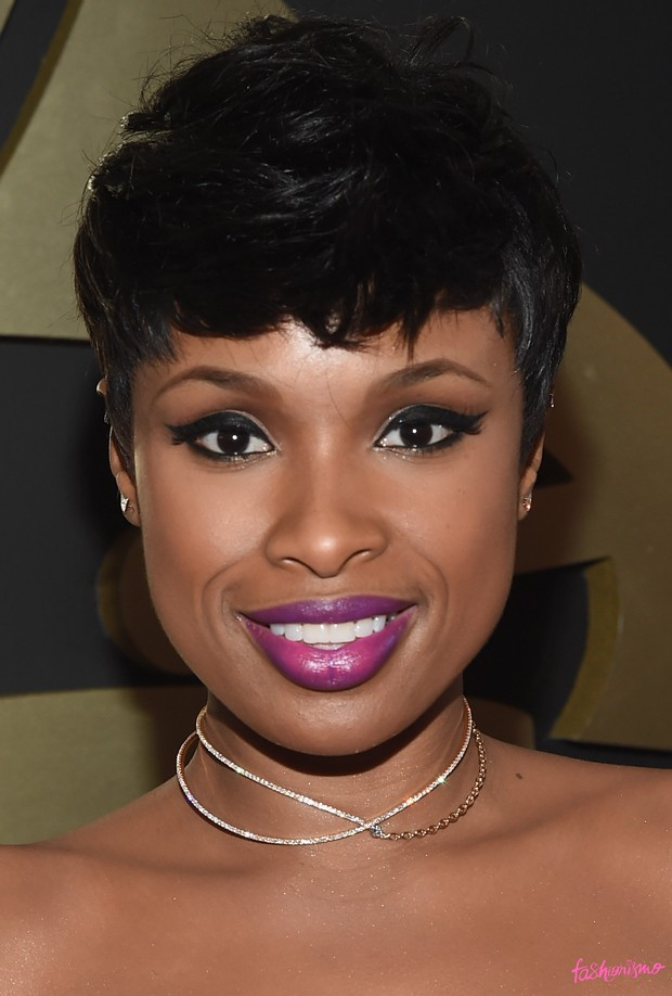 Jennifer Hudson Grammy 2015 Makeup