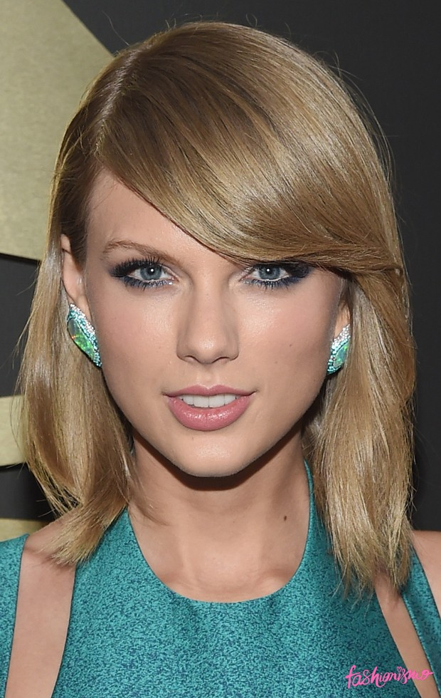 Taylor Swift Grammy 2015 Makeup