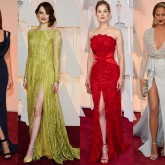 OS LOOKS DO OSCAR 2015 – VOTE!