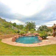 A casa da Kylie Jenner em Calabasas