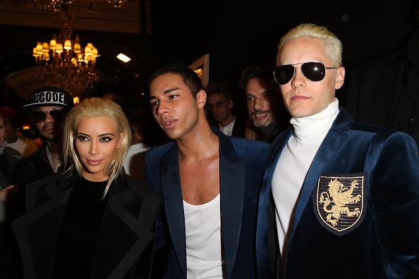 Kim, Olivier e Jared
