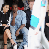 VAMOS CONVERSAR SOBRE OS LOOKS DA KIM KARDASHIAN NA PARIS FASHION WEEK