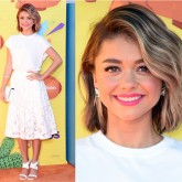 NICKELODEON CHOICE AWARDS 2015: SARAH HYLAND
