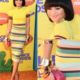NICKELODEON CHOICE AWARDS: ZENDAYA