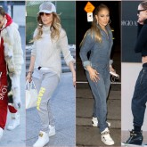 OS LOOKS DA JENNIFER LOPEZ NO AMERICAN IDOL