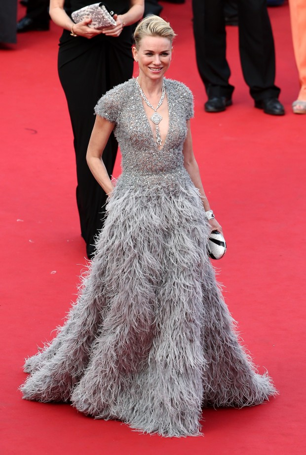 """attends the opening ceremony and premiere of """"La Tete Haute"""" (""""Standing Tall"""") during the 68th annual Cannes Film Festival on May 13, 2015 in Cannes, France."""