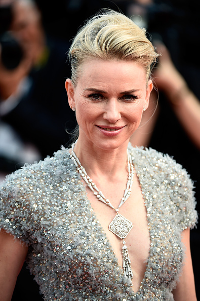 """CANNES, FRANCE – MAY 13:  Naomi Watts attends the opening ceremony and premiere of """"La Tete Haute"""" (""""Standing Tall"""") during the 68th annual Cannes Film Festival on May 13, 2015 in Cannes, France.  (Photo by Ian Gavan/Getty Images)"""
