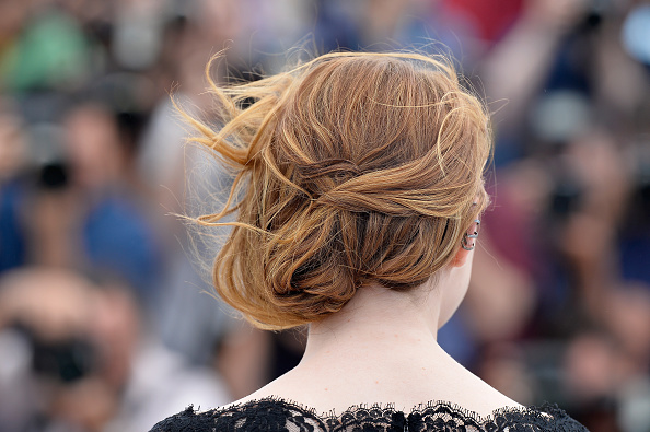 "attends a photocall for ""Irrational Man"" during the 68th annual Cannes Film Festival on May 15, 2015 in Cannes, France."