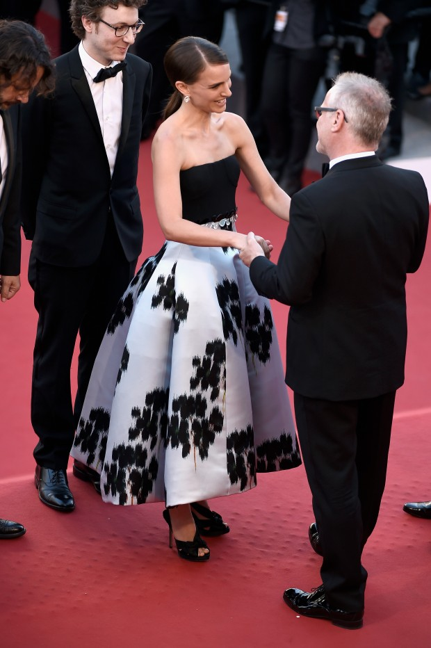 """A Tale Of Love And Darkness"" Premiere - The 68th Annual Cannes Film Festival"