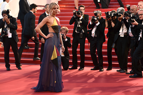 "attends  ""The Sea Of Trees"" Premiere during the 68th annual Cannes Film Festival on May 16, 2015 in Cannes, France."
