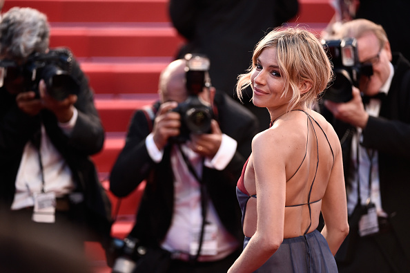 "attends the Premiere of ""The Sea Of Trees"" during the 68th annual Cannes Film Festival on May 16, 2015 in Cannes, France."