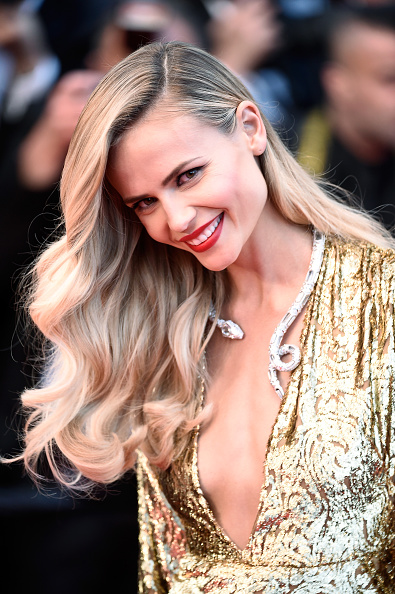 "CANNES, FRANCE – MAY 16:  Natasha Poly attends the Premiere of ""The Sea Of Trees"" during the 68th annual Cannes Film Festival on May 16, 2015 in Cannes, France.  (Photo by Ian Gavan/Getty Images)"