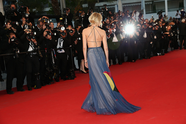 "CANNES, FRANCE – MAY 16:  Sienna Miller attends the Premiere of ""The Sea Of Trees"" during the 68th annual Cannes Film Festival on May 16, 2015 in Cannes, France.  (Photo by Gisela Schober/Getty Images)"