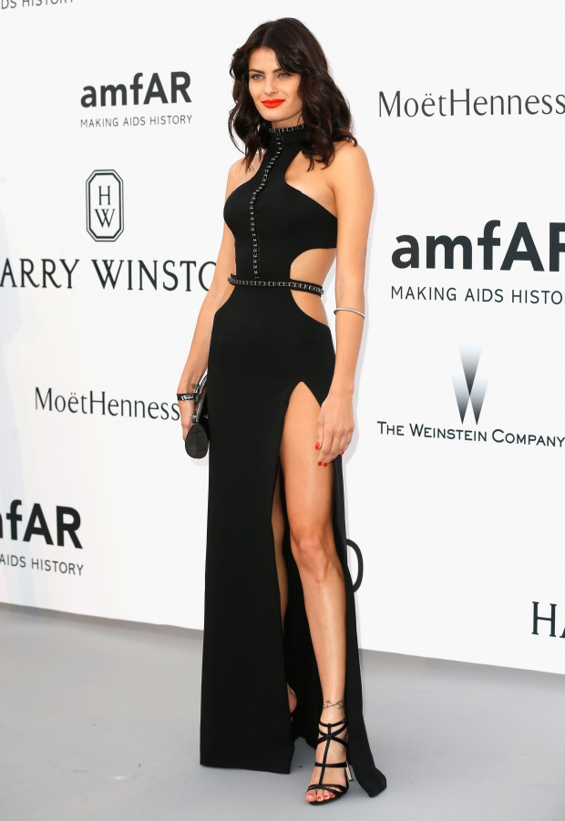 Look do dia Cannes Amfar: isabeli fontana