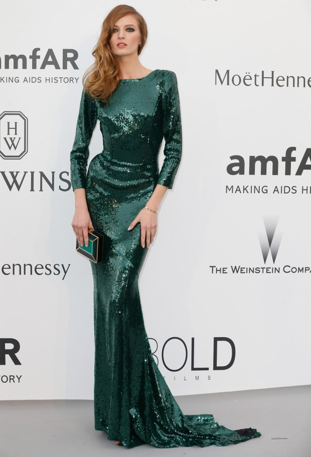 Look do dia Cannes Amfar: daria strokus