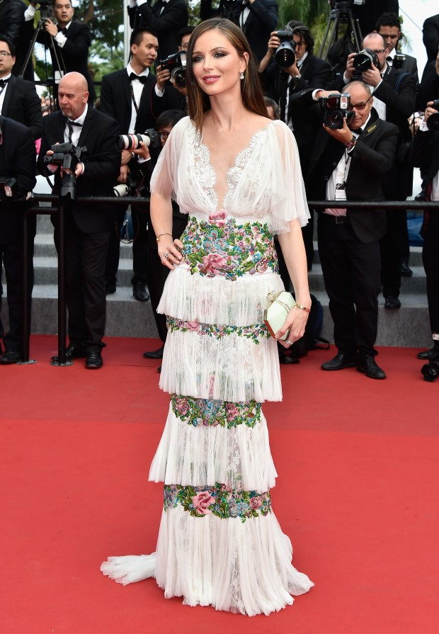 "Closing Ceremony And ""La Glace Et Le Ciel"" Premiere - The 68th Annual Cannes Film Festival"