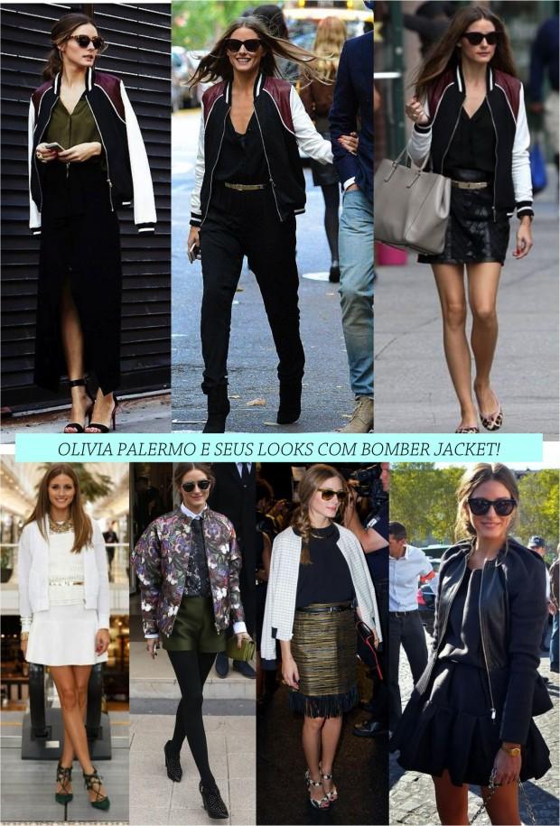 8b2bc5f4d2 27 FORMAS DE USAR JAQUETA TIPO BOMBER - Fashionismo